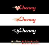 vChenay Logo - Entry #19