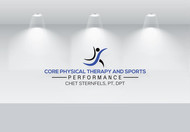 Core Physical Therapy and Sports Performance Logo - Entry #122