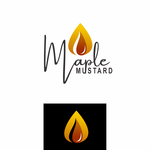 Maple Mustard Logo - Entry #63