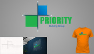 Priority Building Group Logo - Entry #67