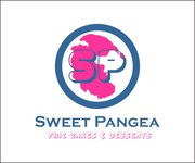 Sweet Pangea Logo - Entry #80
