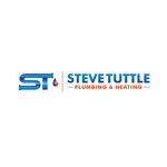 Steve Tuttle Plumbing & Heating Logo - Entry #49