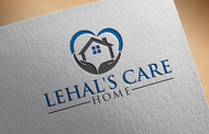 Lehal's Care Home Logo - Entry #30