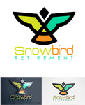 Snowbird Retirement Logo - Entry #12