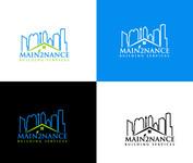 MAIN2NANCE BUILDING SERVICES Logo - Entry #49