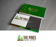 The Pines Dental Office Logo - Entry #145