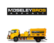 Moseley Bros. Asphalt Logo - Entry #68
