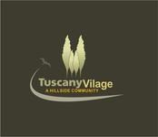 Tuscany Village Logo - Entry #18
