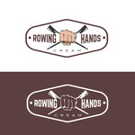 Rowing Hands Logo - Entry #3