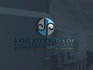 J. Pink Associates, Inc., Financial Advisors Logo - Entry #157