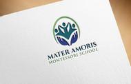 Mater Amoris Montessori School Logo - Entry #147