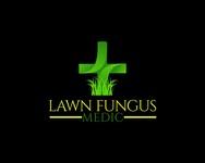 Lawn Fungus Medic Logo - Entry #174