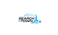 search the town .com     or     djsheil.com Logo - Entry #87