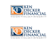 Ken Decker Financial Logo - Entry #175