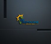 Reimagine Roofing Logo - Entry #338