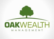 Oak Wealth Management Logo - Entry #6