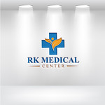 RK medical center Logo - Entry #205