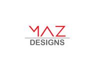 Maz Designs Logo - Entry #350