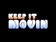 Keep It Movin Logo - Entry #204