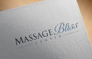 MASSAGE BLISS CENTER Logo - Entry #41