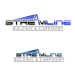 STREAMLINE building & carpentry Logo - Entry #112