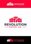 Revolution Fence Co. Logo - Entry #165