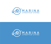 Marina lifestyle living Logo - Entry #57