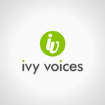 Logo for Ivy Voices - Entry #179