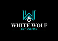 White Wolf Consulting (optional LLC) Logo - Entry #71