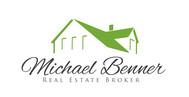 Michael Benner, Real Estate Broker Logo - Entry #68