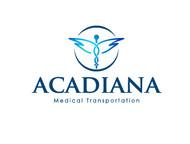 Acadiana Medical Transportation Logo - Entry #132