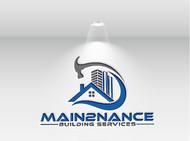 MAIN2NANCE BUILDING SERVICES Logo - Entry #211