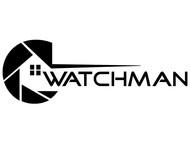 Watchman Surveillance Logo - Entry #1