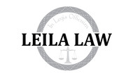 Leila Law Logo - Entry #89
