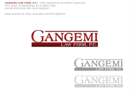 Law firm needs logo for letterhead, website, and business cards - Entry #54