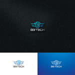 B3 Tech Logo - Entry #129