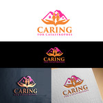 CARING FOR CATASTROPHES Logo - Entry #31