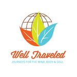 Well Traveled Logo - Entry #39
