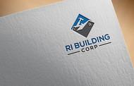 RI Building Corp Logo - Entry #82