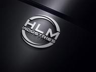 HLM Industries Logo - Entry #196