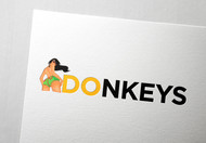 DONKEYS Logo - Entry #41