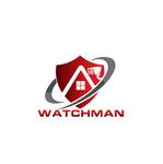 Watchman Surveillance Logo - Entry #3