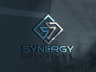 Synergy Solutions Logo - Entry #119