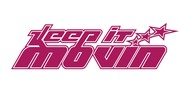 Keep It Movin Logo - Entry #128
