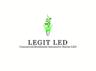 Legit LED or Legit Lighting Logo - Entry #50