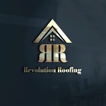 Revolution Roofing Logo - Entry #164