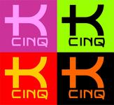 K-CINQ  Logo - Entry #70