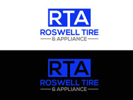 Roswell Tire & Appliance Logo - Entry #78