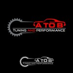 A to B Tuning and Performance Logo - Entry #181