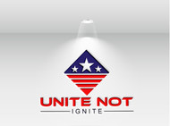 Unite not Ignite Logo - Entry #77